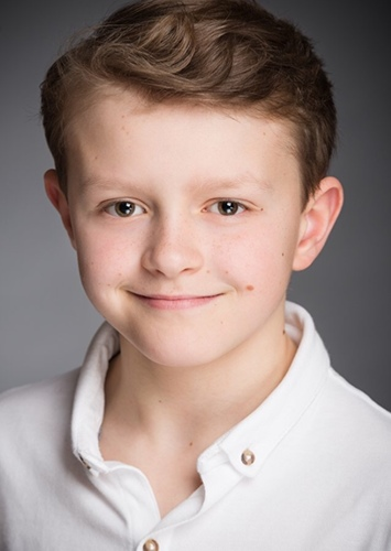 Nathan Mack as Georgie Banks in Mary Poppins Returns