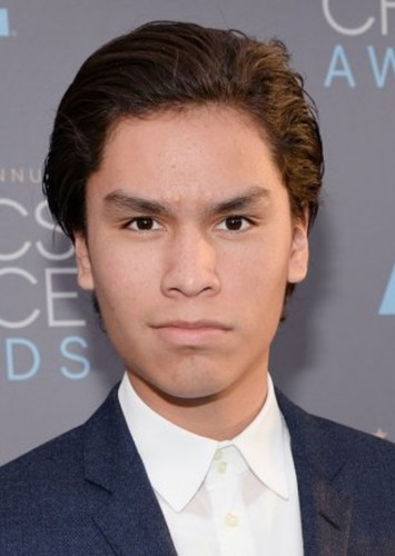 Forrest Goodluck as Sokka in Avatar: The Last Airbender