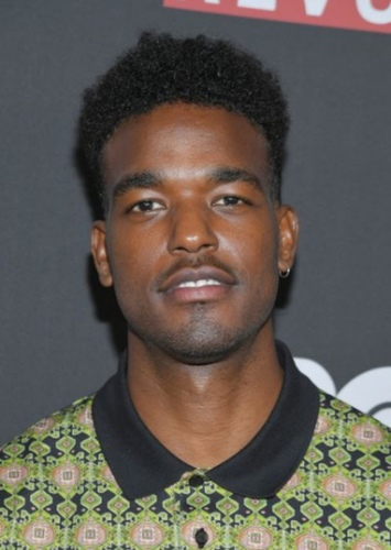 Luke James as Nick Ashford in The Tammi Terrell Story