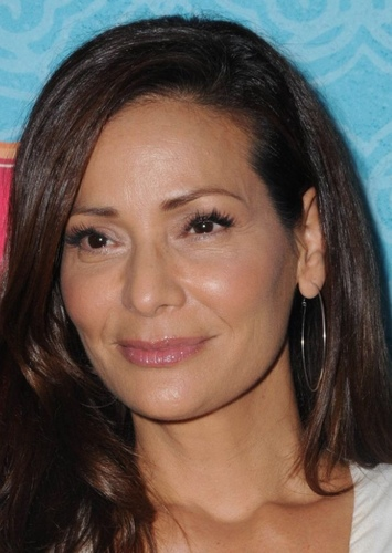 Constance Marie as Mrs. Mendoza in Aristotle and Dante Discover the Secrets of the Universe