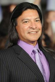 Gil Birmingham as Eli Stands Alone in Green Grass, Running Water