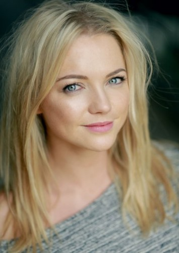 Hannah Spearritt as Alicia Masters in The Rise of the Fantastic 4