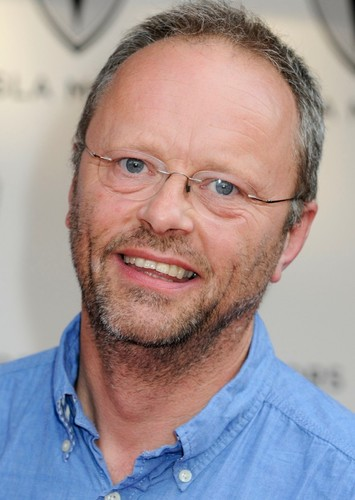 Robert Llewellyn as Mole Man in The Rise of the Fantastic 4
