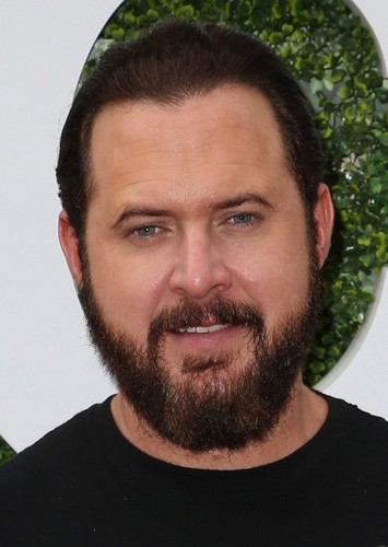 A. J. Buckley as Chip McNally in CyberForce