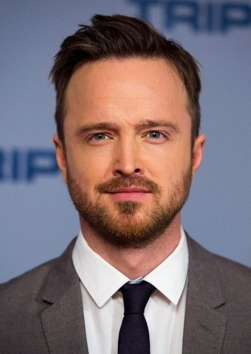 Aaron Paul as Chuck Barris in Confessions of a Dangerous Mind