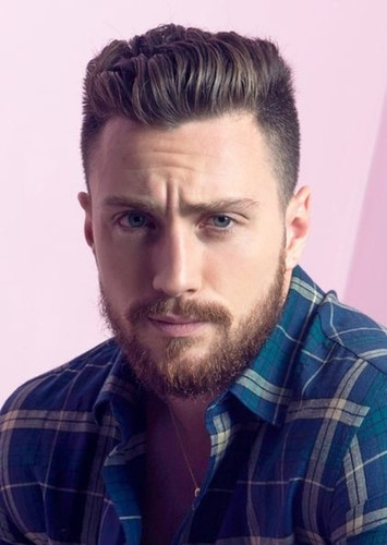 Aaron Taylor-Johnson as Hans in Frozen