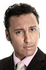 Aasif Mandvi as Ares in Greek gods and goddesses