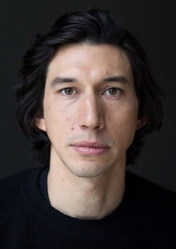 Adam Driver as Scarecrow in DC Villains