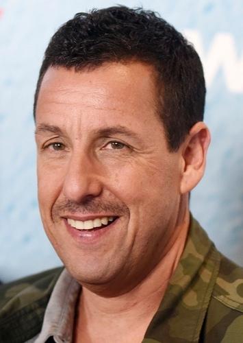 Adam Sandler as Louis the Crab in Louis the Crab
