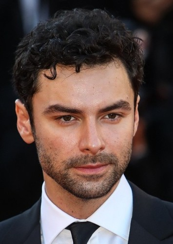 Aidan Turner as The Dirty Cop in Evening of Reckoning