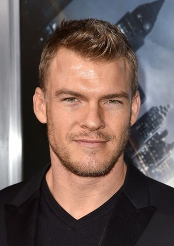 Alan Ritchson as Flash Thompson in Agent Venom (SUMC)