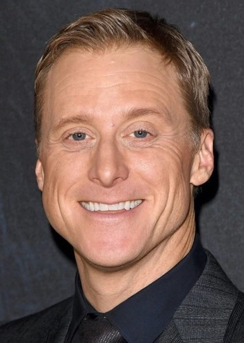 Alan Tudyk as Oaken in Frozen