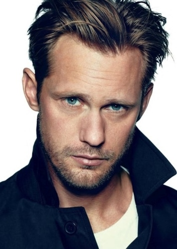 Alexander Skarsgård as Scheisskopf in Catch-22