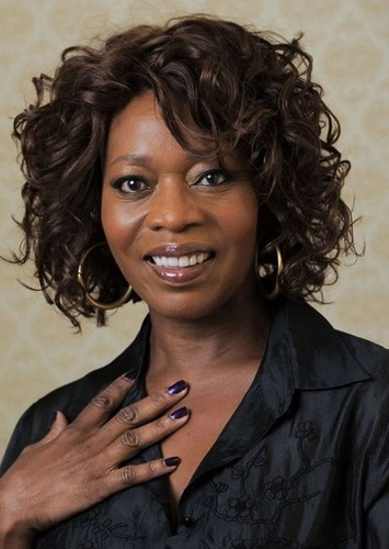Alfre Woodard as Miss Trixie in A Confederacy of Dunces
