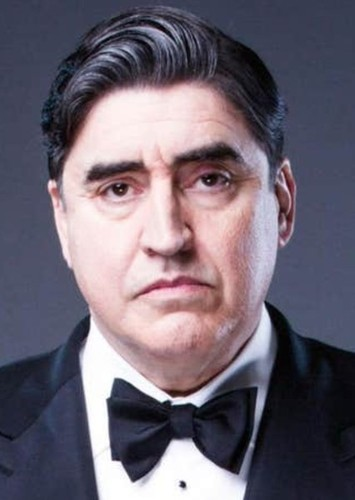 Alfred Molina as Dr. Otto  Octavius in Spider-Man (The Perfect Movie)
