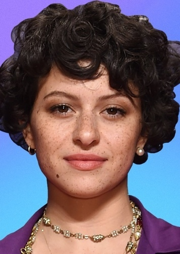 Alia Shawkat as Linda Mcfly in Back To The Future