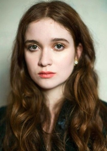 Alice Englert as Anna Williams in Tekken Netflix (Season 3)