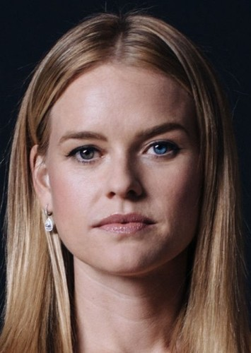 Alice Eve as Faye Dunaway in Steve McQueen Biopic