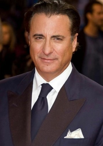 Andy García as Vincent Corleone in The Last Don