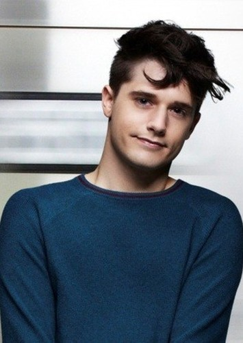 Andy Mientus as Franklin Shepard in Merrily We Roll Along