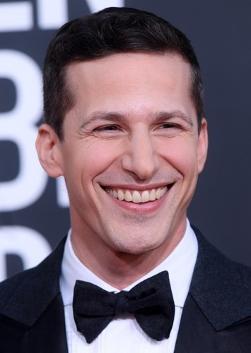 Andy Samberg as Ryan in Titan with Ryan and Marlin in Manhattan
