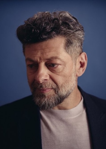 Andy Serkis as Jack Napier in Batman: Gotham's End