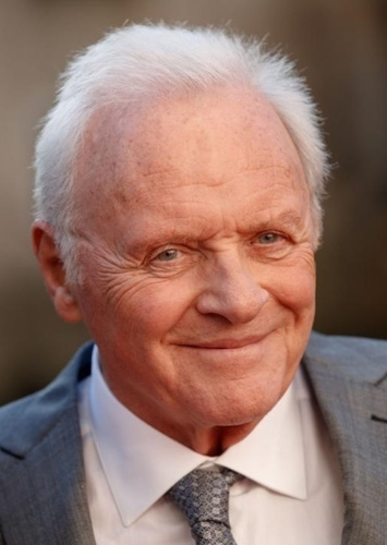 Anthony Hopkins as The Philanthropist in Evening of Reckoning