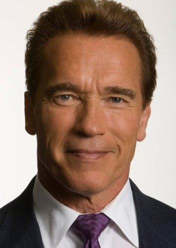 Arnold Schwarzenegger as Lion in Voices of the Animal Kingdom