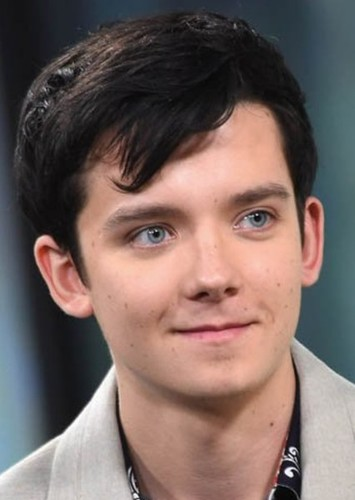 Asa Butterfield as Alexander the Great in Royals