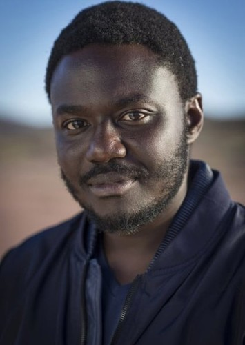 Babou Ceesay as Andrew Butcher in Girls World
