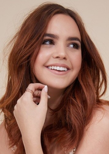 Bailee Madison as Velma Dinkley in Scooby Doo (Live Action Reboot)