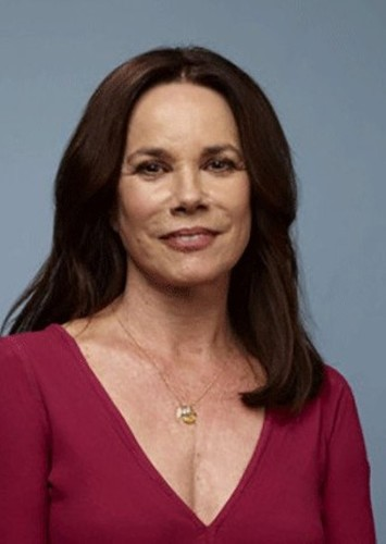 Barbara Hershey as Hermoine Lodge in Riverdale (Grown up edition)