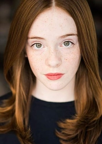 Beatrice Kitsos as Young Beverly Marsh in Stephen King's It (Minseries)