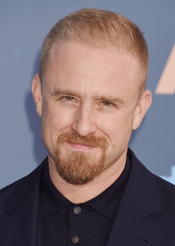 Ben Foster as Mick Rory in Flash: Rogues