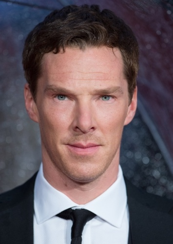 Benedict Cumberbatch as Stephen Strange in A Smoothieverse Chronicle- Thor