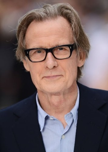 Bill Nighy as Alfred Pennyworth in The Long Halloween / Dark Victory