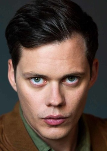 Bill Skarsgård as Mr. Teatime in Discworld