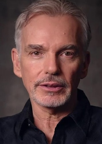 Billy Bob Thornton as Dan Truman in Star Trek: Armageddon