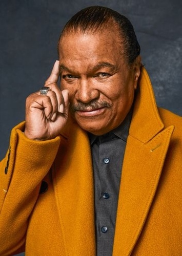 Billy Dee Williams as Harvey Dent in Burtonverse