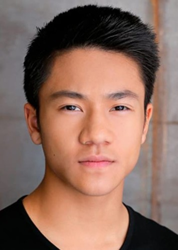 Brandon Soo Hoo as Augie Hwong in My Most Excellent Year
