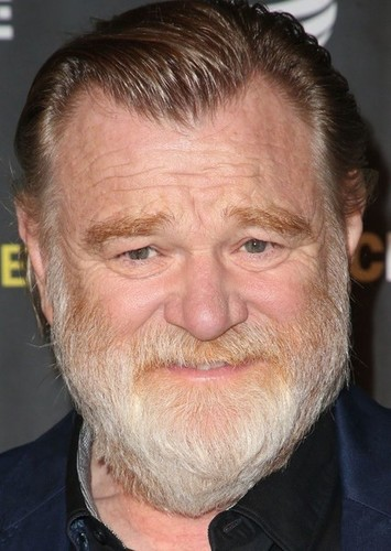 Brendan Gleeson as Mustrum Ridcully in Discworld