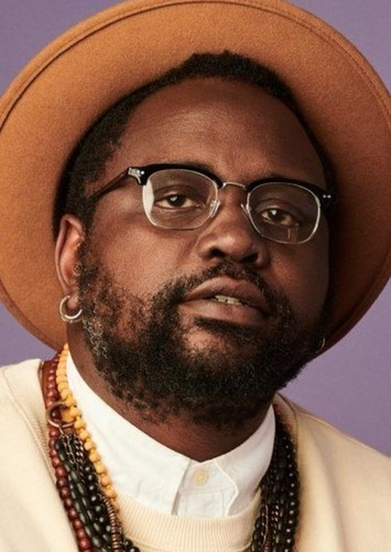 Brian Tyree Henry as Erwin in The Thomas Crown Affair