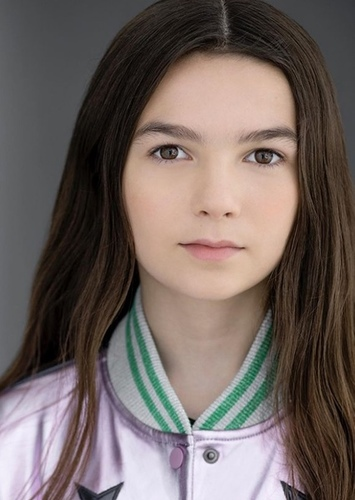 Brooklynn Prince as Samira in Is This the Life We Really Want?