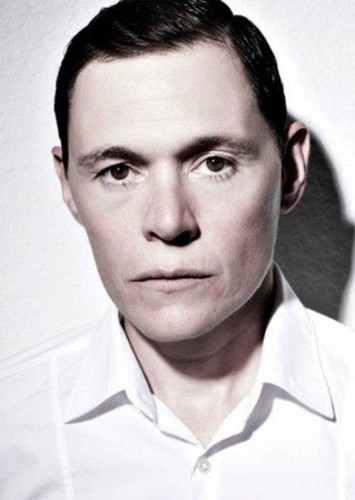 Burn Gorman as The Revenge Killer in Evening of Reckoning