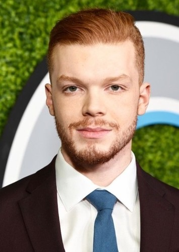 Cameron Monaghan as Carnage in Netflix's The Spectacular Spider-Man