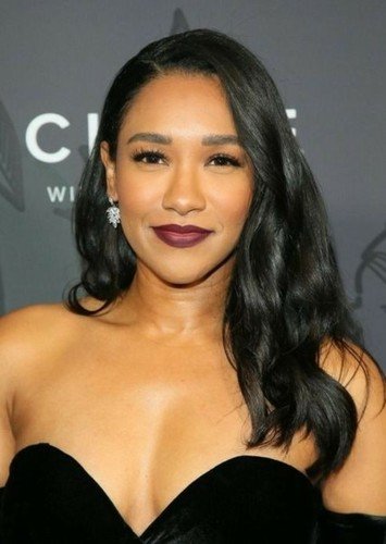 Candice Patton as Iris West in The Flash (Arrowverse)