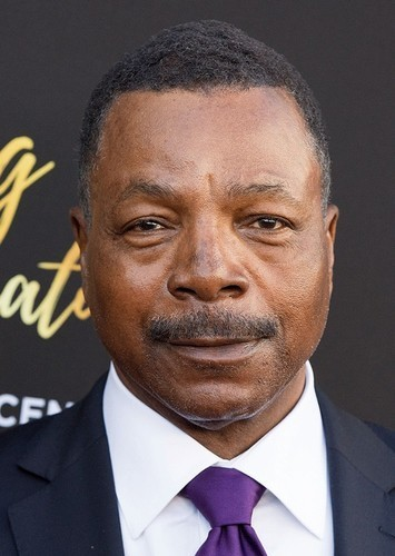 Carl Weathers as Theo in Die Hard (Different Cast)