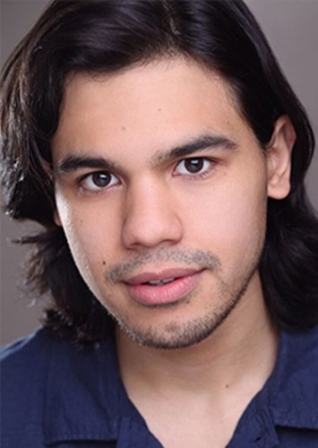 Carlos Valdes as Cisco Ramon in The Flash (Arrowverse)