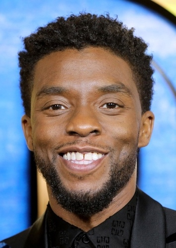 Chadwick Boseman as Thomas Jefferson in Hamilton: An American Movie