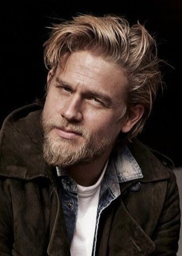 Charlie Hunnam as Oliver Queen in DC Cinematic Universe